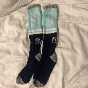 VS Pink Socks!